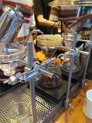 Mario V60 Pour Over at About Life Coffee Brewers Shibuya Tokyo Japan