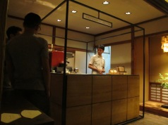 Omotesando Koffee: Pictures can't do this shop justice