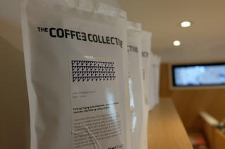 Coffee Collective beans at PNB Coffee