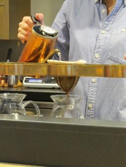 Nel Drip at Cobi Coffee