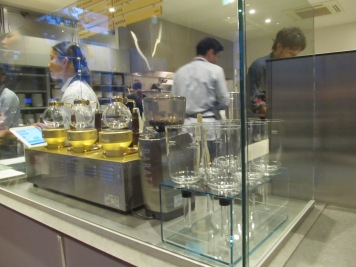 Siphon Brewers at Blue Bottle