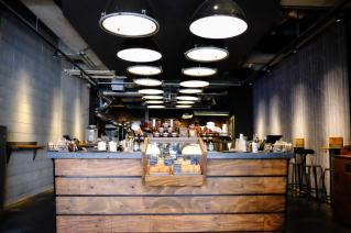 Point of Sale at The Roaster by Nozy Coffee Jingumae Tokyo Japan