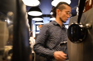 Photography by Charles Nguyen. The Roaster by Nozy Coffee