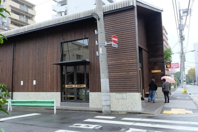 Exterior AllPress Espresso Kiyosumi-Shirakawa Tokyo Japan