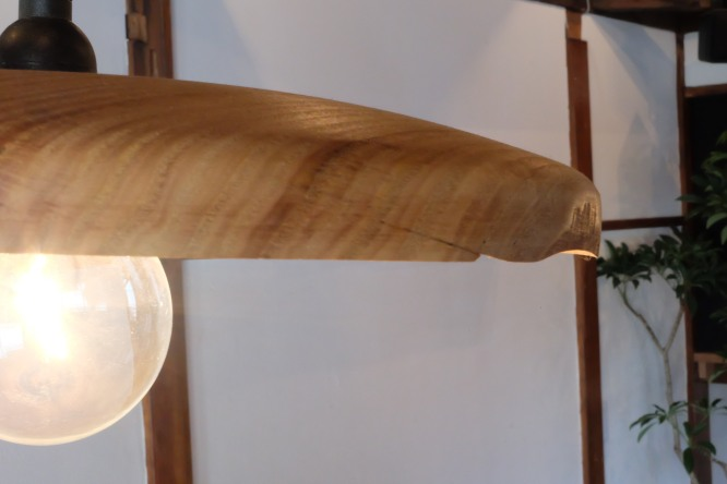 Lamp at Onibus Coffee Nakameguro Tokyo Japan Cafe