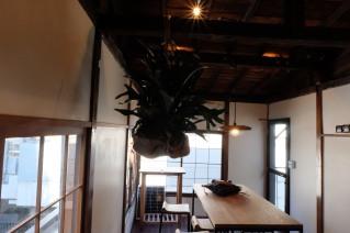 Interior Seating Onibus Coffee Nakameguro Tokyo Japan Cafe