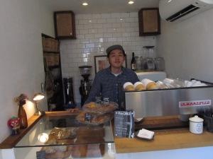Woodberry Coffee Roasters Tokyo Japan Barista Espresso