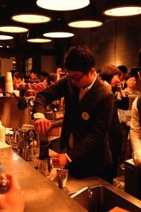 Takayuki Miyazaki Japan AeroPress Championships 2016 at The Roastery by Nozy Coffee Tokyo