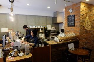 Amameria Espresso Shinagawa Tokyo Japan Cafe