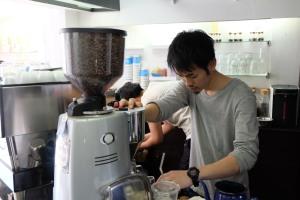 Mazzer Robur at Light Up Coffee Kichijoji Tokyo Japan Cafe