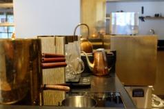 Coffee Bar at Cobi Coffee in Aoyama Tokyo Japan