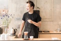 iki Espresso hand drip coffee