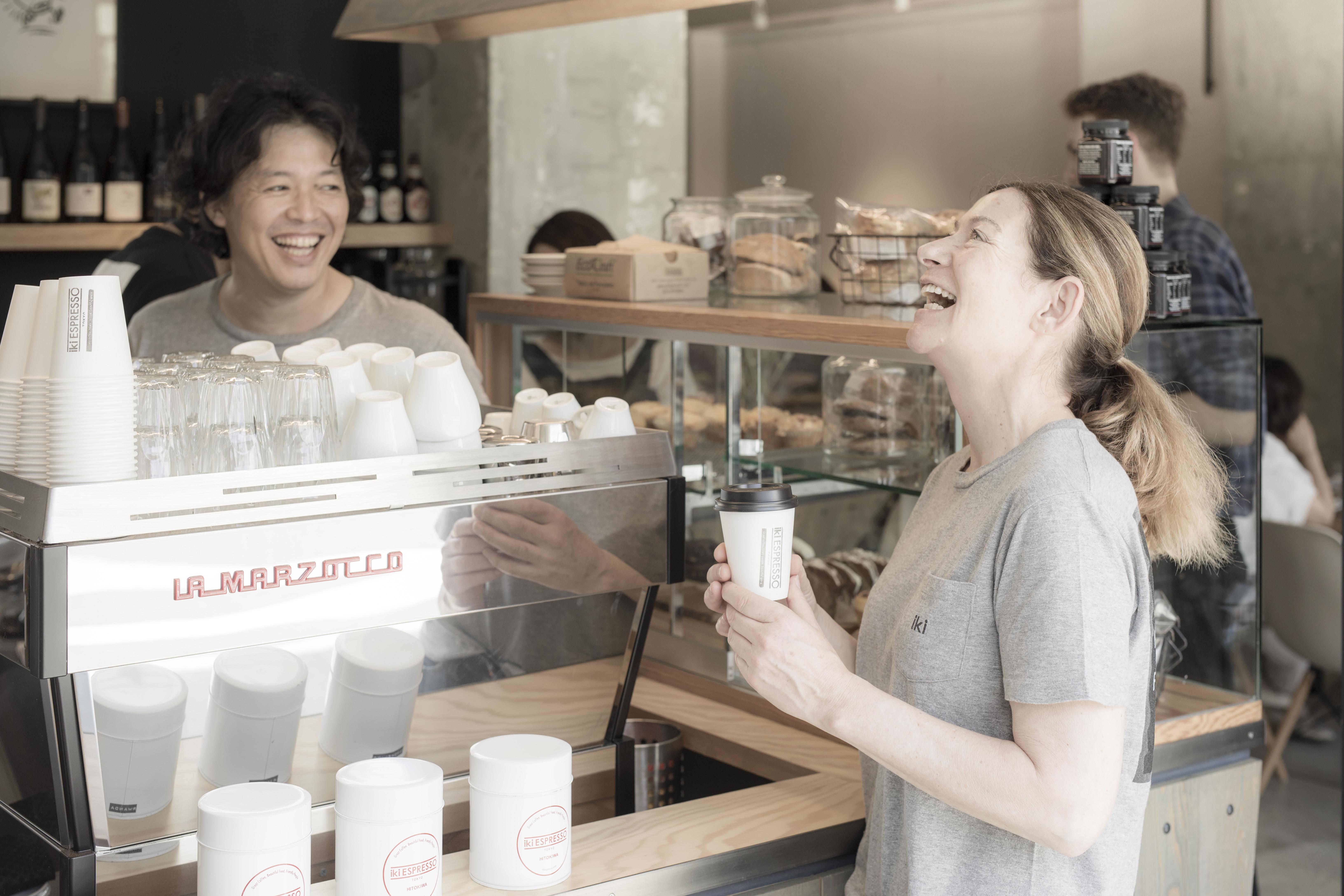 iki Espresso Tokyo Kim & Teru by espresso machine 2.jpg